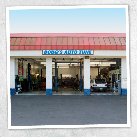 Doug's Auto Tune & Repair in Kirkland
